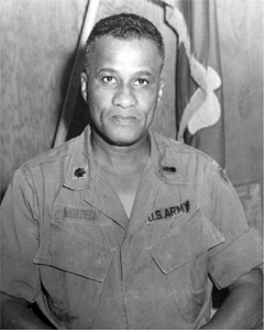 Colonel Ronald W. Mordecia