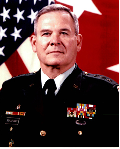 Lieutenant General Roy E. Beauchamp