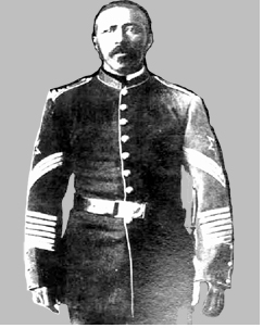 Sergeant Moses Williams