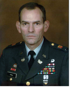 Chief Warrant Officer 4 Kenneth B.N. Hill