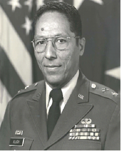 Major General James R. Klugh