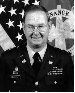 Chief Warrant Officer 5 Larry W. Van Cleave