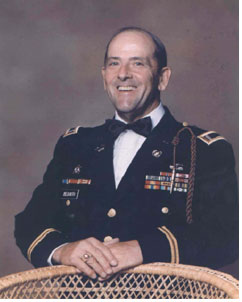 Chief Warrant Officer 5 Carl E. Beckwith