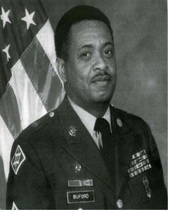 Command Sergeant Major Arthur E. Buford