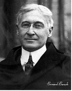 Mr. Bernard Baruch