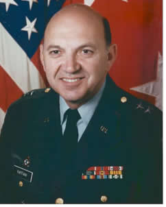 Major General Joseph Raffiani Jr.