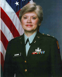 Colonel Mary G. Goodwin