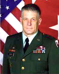 "Major General William ""Mike"" Lenaers"