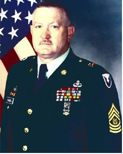 Command Sergeant Major Dennis W. Crandell