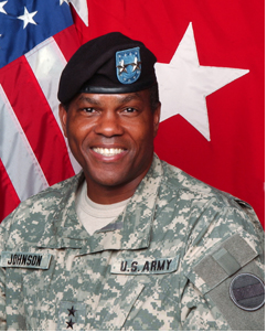 Major General Jerome Johnson