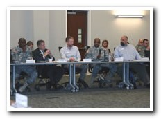 CASCOM hosts workshop for Training with Industry partners
