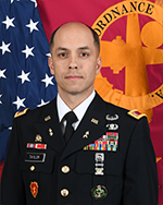 Chief Warrant Officer 5 Danny K. Taylor