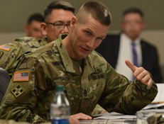 Online misconduct hurts fellow Soldiers, Army NCOs tell Dailey