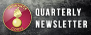 Ordnance Corps Quarterly Newsletter