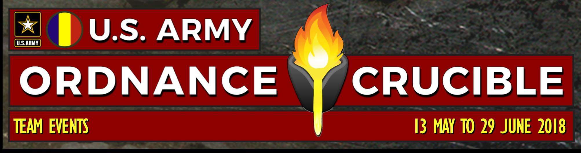 Ordnance Crucible banner